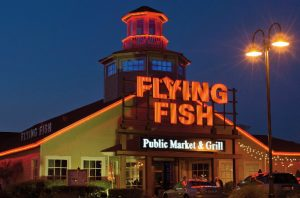 Flying Fish Market