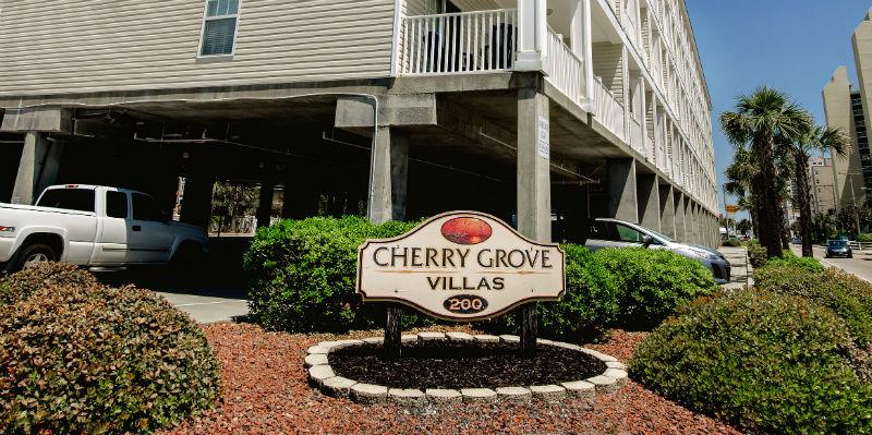 Grand Cayman Villas >> Cherry Grove Villas   Myrtle Beach Vacation Home Rentals
