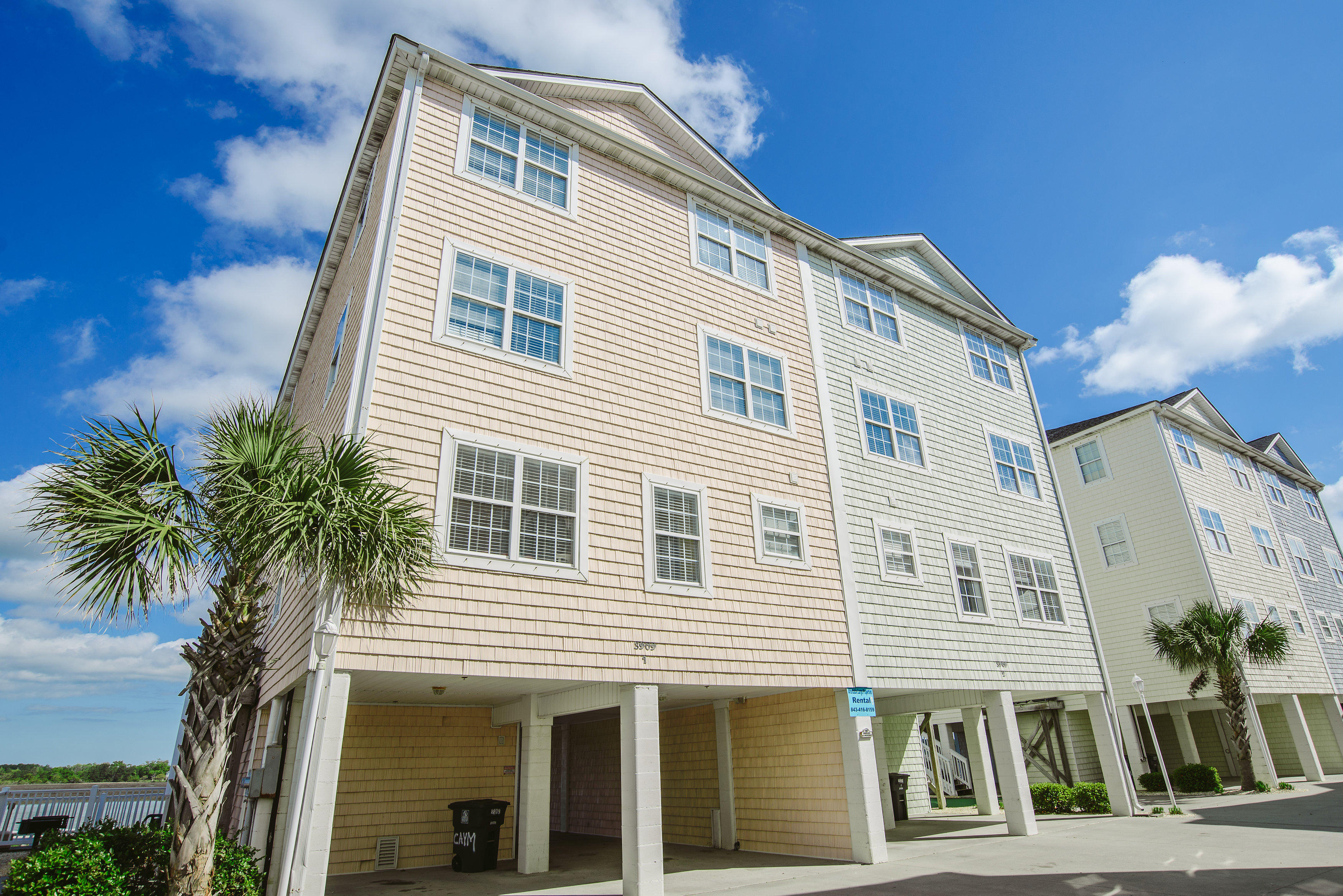 Pet Friendly Vacation Rentals In Garden City Beach Sc