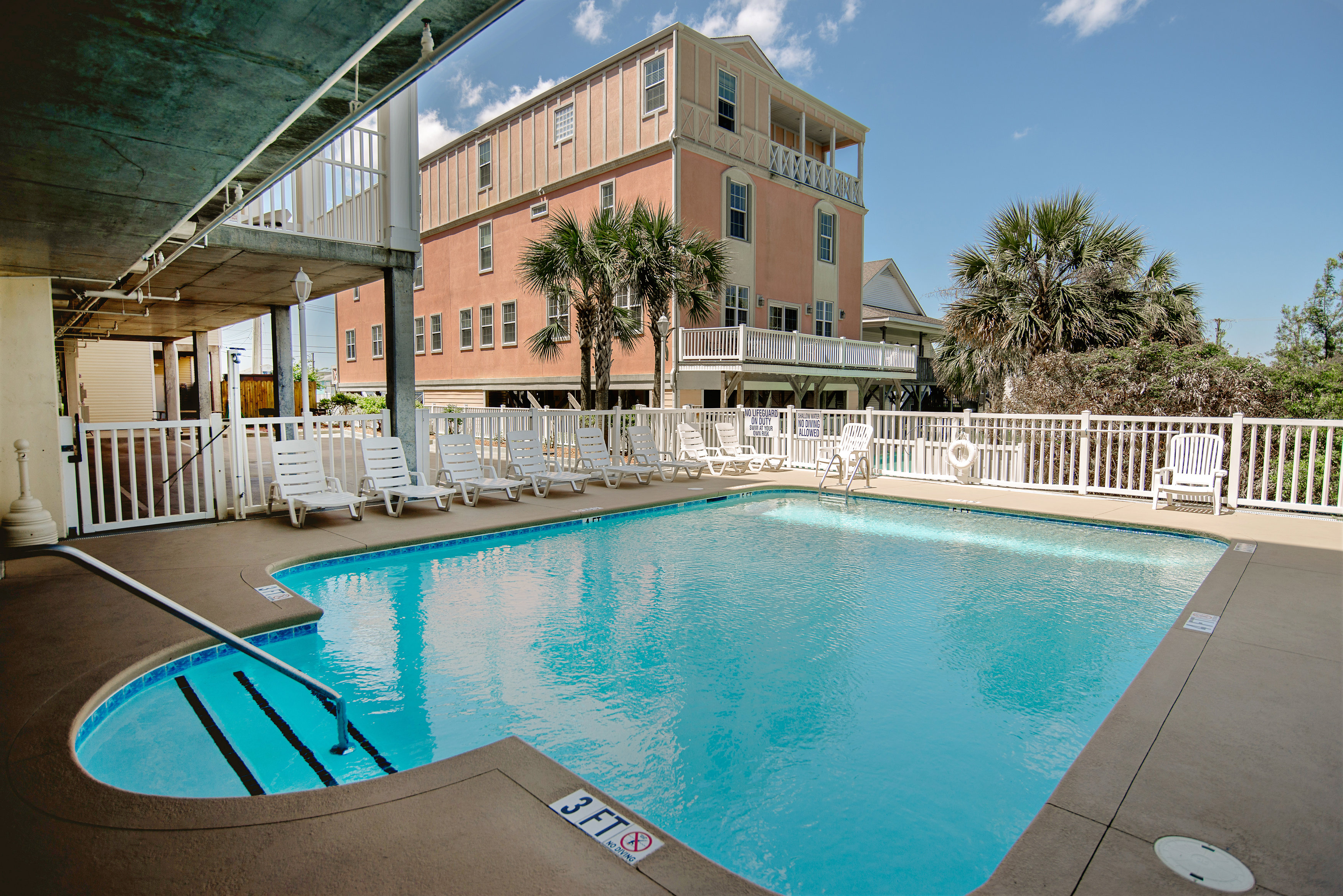 Cherry Grove Villas  Myrtle Beach Vacation Home Rentals