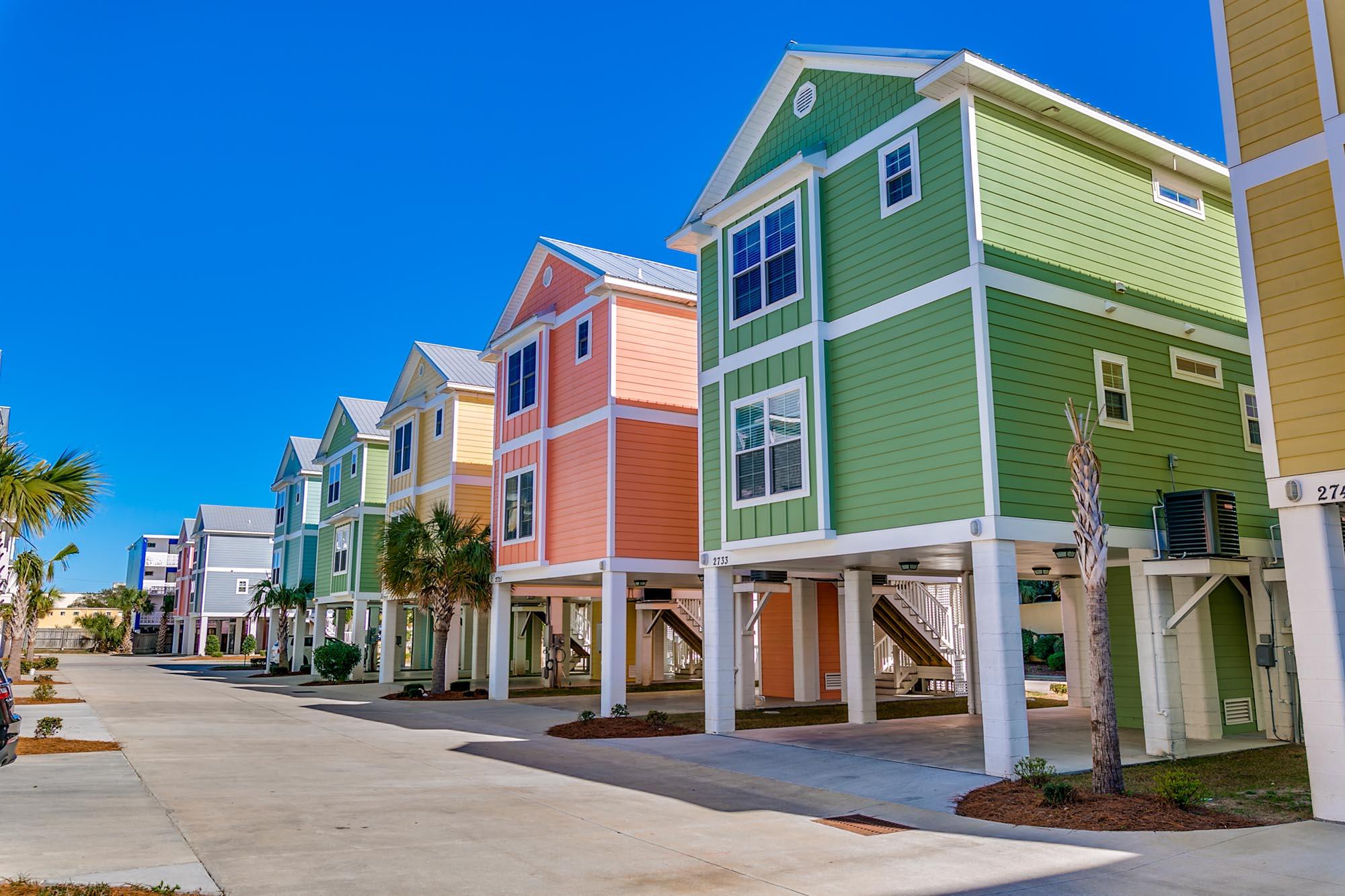 South Beach Cottages Myrtle Sc