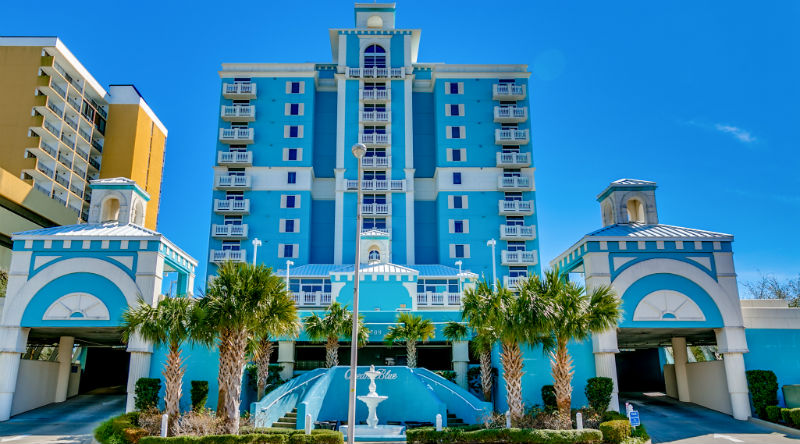 Ocean Blue Resort Myrtle Beach Vacation Home Rentals
