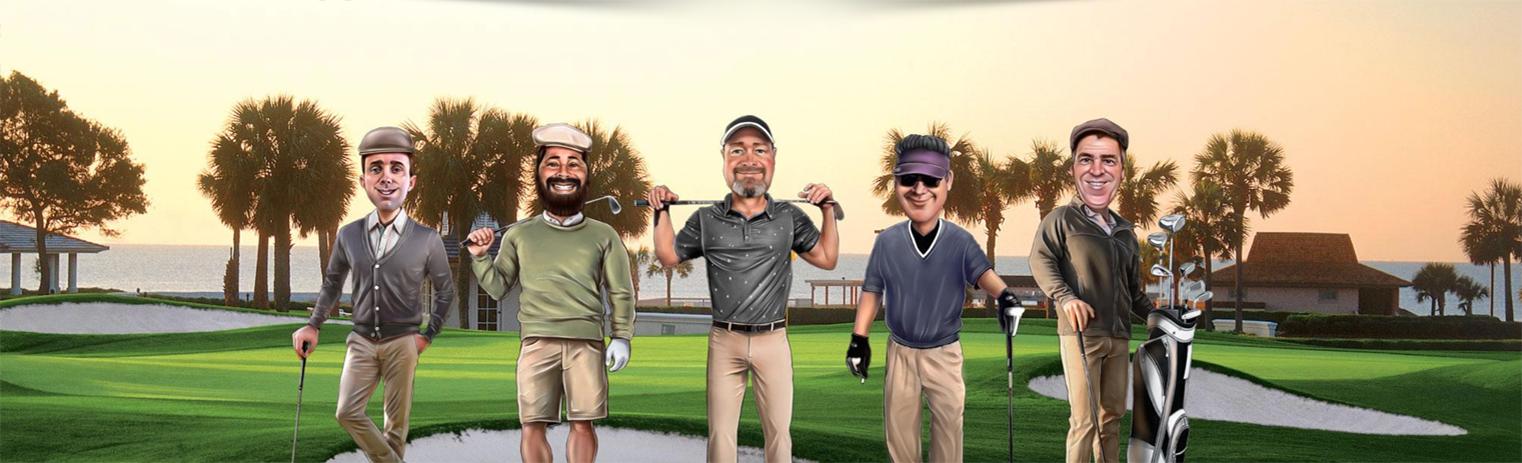 Golf Trek Golf Masters